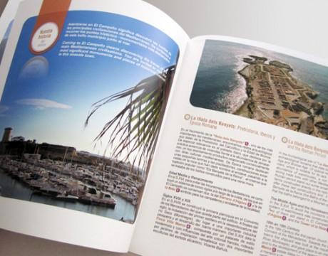 Diseño gráfico turismo el campello